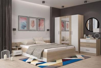 Спальня Рассвет в Дании