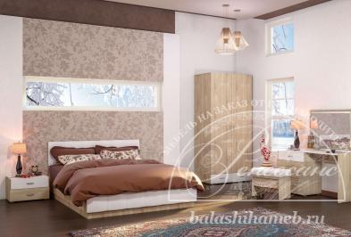 Спальня Морозный рассвет