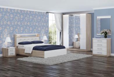 Спальня Рассвет в Мадриде