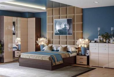Спальня Рассвет в Париже