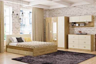 Спальня Рассвет над Сеной