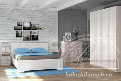Спальня Нежный пломбир