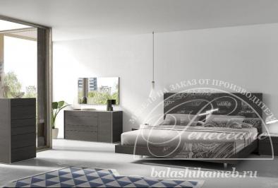 Спальня Акцент
