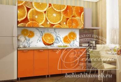 Море апельсинов